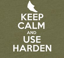 Pokemon - Keep Calm and Use Harden - Metapod Design Tri-blend T-Shirt