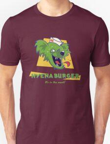 Hyena Burger Unisex T-Shirt