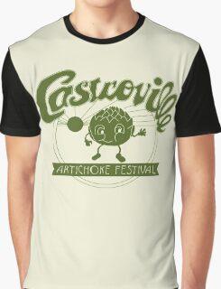 CASTROVILLE ARTICHOKE FESTIVAL - Dustin's Shirt Stranger Things Graphic T-Shirt