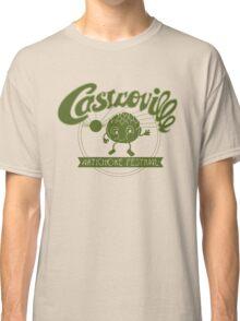 CASTROVILLE ARTICHOKE FESTIVAL - Dustin's Shirt Stranger Things Classic T-Shirt