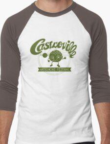 CASTROVILLE ARTICHOKE FESTIVAL - Dustin's Shirt Stranger Things Men's Baseball ¾ T-Shirt