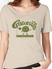 CASTROVILLE ARTICHOKE FESTIVAL - Dustin's Shirt Stranger Things Women's Relaxed Fit T-Shirt