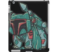 bulbasaur parody iPad Case/Skin