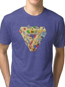 The Impossible Board Game Tri-blend T-Shirt