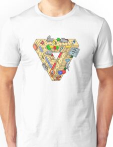The Impossible Board Game Unisex T-Shirt