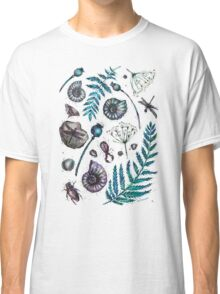 Mystical natural pattern Classic T-Shirt