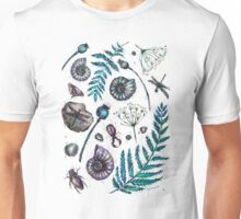 Mystical natural pattern Unisex T-Shirt