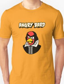 Angry Bard Unisex T-Shirt