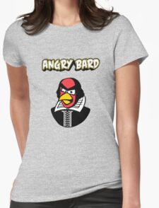 Angry Bard Womens Fitted T-Shirt