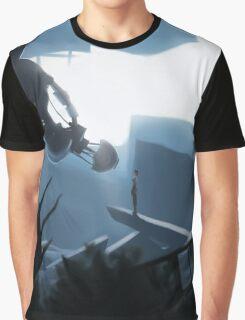 Portal Glados Graphic T-Shirt