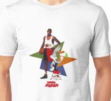 Michael Jordan Cartoon Movie Unisex T-Shirt