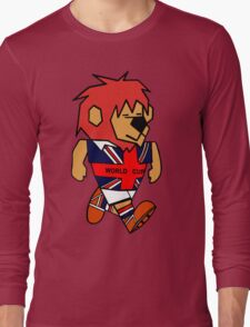 World Cup Willie Long Sleeve T-Shirt