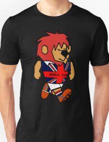 World Cup Willie Unisex T-Shirt