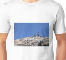 At The Top Unisex T-Shirt