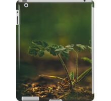 Weed in the sunlight iPad Case/Skin
