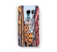Lost in Gamla Stan Samsung Galaxy Case/Skin