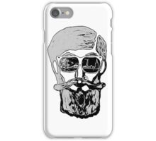 The Bearded Man iPhone Case/Skin
