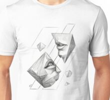 Geometric Surrealism Unisex T-Shirt