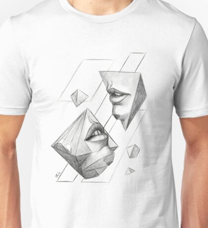 Geometric Surrealism Unisex T-Shirt