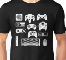 Button Masher Funny Game Controller Unisex T-Shirt