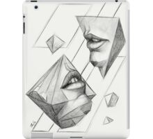 Geometric Surrealism iPad Case/Skin