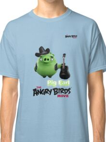 angry bird Pig Earl Classic T-Shirt