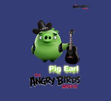 angry bird Pig Earl Unisex T-Shirt