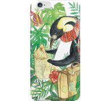 A lost traveler iPhone Case/Skin