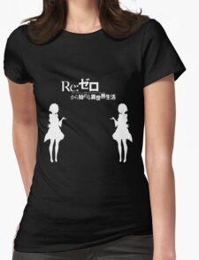 Re: Zero kara Hajimeru Isekai Seikatsu (White Edition) T-Shirt