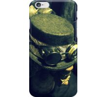 Steampunk Ladies Hat 1.2 iPhone Case/Skin