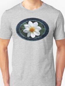 She Wore Blue Velvet ~ Dahlia Unisex T-Shirt