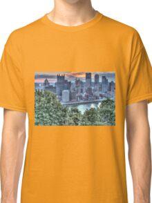 Pittsburgh Skyscrapers Classic T-Shirt