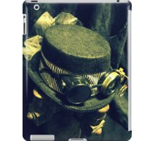 Steampunk Ladies Hat 1.2 iPad Case/Skin