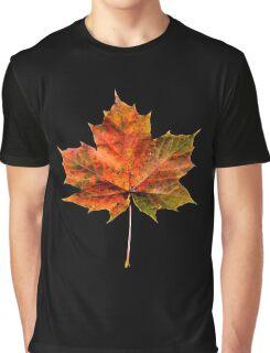 Maple leaf Graphic T-Shirt