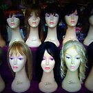 Heads and Wigs by Ed Sweetman