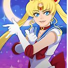 Sailor Moon - Punish You by youkaiyume