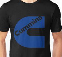 Cummins Blue Unisex T-Shirt