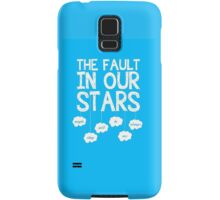 Our Faulty Stars Samsung Galaxy Case/Skin