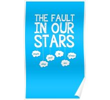 Our Faulty Stars Poster