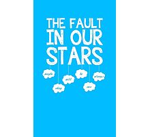 Our Faulty Stars Photographic Print