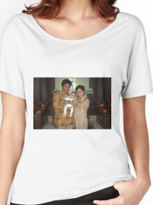 family portrait Women's Relaxed Fit T-Shirt