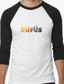RUFUS / RÜFÜS DU SOL | 2016 Men's Baseball ¾ T-Shirt