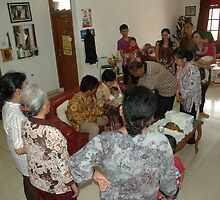 family gathering by bayu harsa