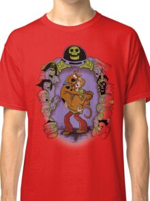 MY CHILDHOOD MONSTERS Classic T-Shirt