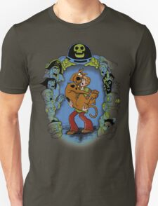 MY CHILDHOOD MONSTERS Unisex T-Shirt