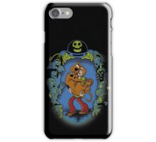 MY CHILDHOOD MONSTERS iPhone Case/Skin