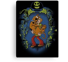 MY CHILDHOOD MONSTERS Canvas Print