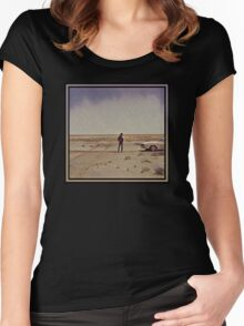 Vanishing Point Women's Fitted Scoop T-Shirt