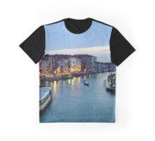 Venice Evening 2 Graphic T-Shirt