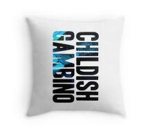 Childish Throw Pillow